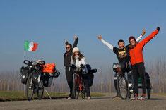 la squadra italienne!