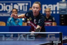 Sofia Polcanova Tischtennisspielerin  A-Team LINZ AG Froschberg