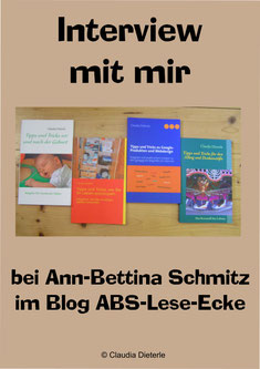 Ann-Bettina Schmitz im Interview mit Claudia Dieterle