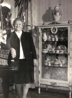 Gertrud Seltmann-Meentzen, um 1965