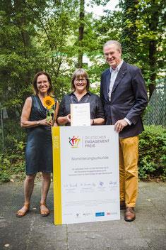 Foto: Deutscher Engagement-Preis, Tobias Grosser
