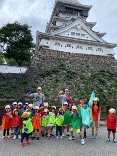海外幼稚園とのスカイプ交流
