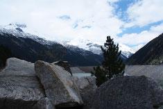 Schlegeis, Zemmgrund, Zillertal, Oostenrijk
