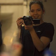 Fotografin Nadine J. M. Knauer von Dine-Produktion Film&Kunst