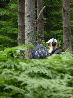 Jürgen Hochfeld - seit vielen Jahren Wildlife Recordist