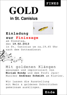 ----------- FINISSAGE PLAKAT -------------