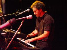 Rainer Bormuth, keyboard & vocal