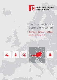 das österreichische Gesundheitssystem 2013