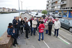 Délégation idfno - Dieppe - 28 mai 2015