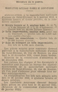 Journal officiel du 4 décembre 1931