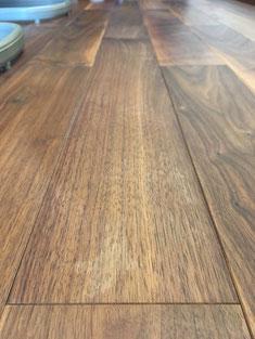 白濁した床 補修方法 andwood アンドウッド