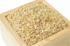 7.長寿の泉 玄米