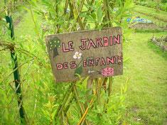 jardin éducatif Baie de Somme