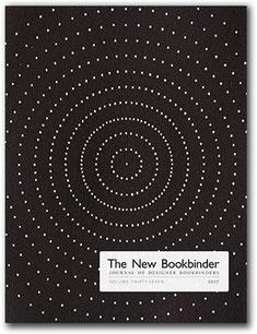 the new bookbinder- crisscross binding - secret Belgian binding Anne Goy