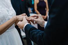 Der Ringrausch ist einer der emotionalsten Momente der freien Trauung.