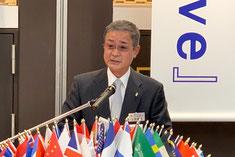 YCE委員長 L.上田 敏文
