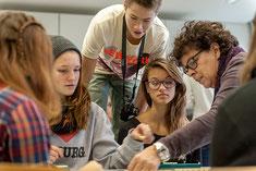Herbstprojekt: SchülerInnenwettbewerb Politische Bildung 2018 Foto:Joachim Wiesner