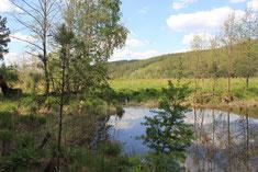 озеро Ведьмы
