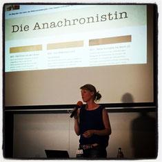 http://www.die-anachronistin.de