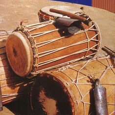 dunun drumming workshop