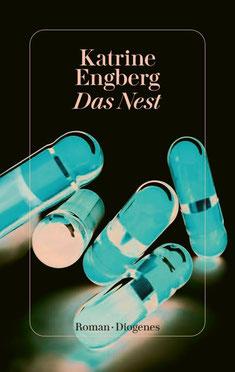 """Buchcover """"Das Nest"""", Katrine Engberg, Diogenes Verlag"""