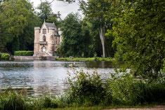 Château de la Reine Blanche - Etangs de Comelles
