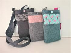 Umhängetasche Handy Smartphonetasche zum Umhängen