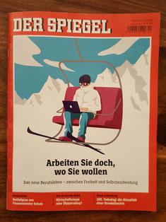 Der Spiegel-Titel Nr.2 vom 05. Januar 2019