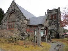 日光真光教会礼拝堂