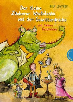 Cover von  Der kleine Zauberer Wackelzahn und der Gewitterdrache