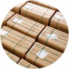 Schnelle Verfügbarkeit und sichere Lieferung bei Repoint