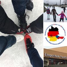 Česká škola KuBiK   Tschechische Schule KuBiK www.dt-kubik.de Eissporthalle Frankfurt