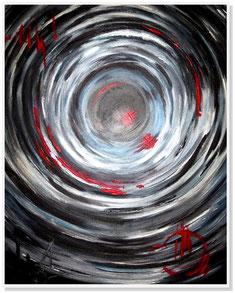 Sich im Kreise drehen... mit den Gefühlen, den Gedanken...im Dunklen sein...trauern