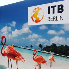 Internationale Tourismus Börse in Berlin im März 2019