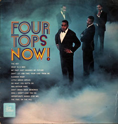 The Four Tops - 1969 / Four Tops Now!
