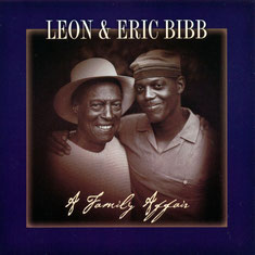 Eric Bibb - 2002 / A FAMILY AFFAIR