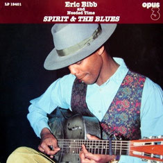Eric Bibb - 1994 / SPIRIT & THE BLUES
