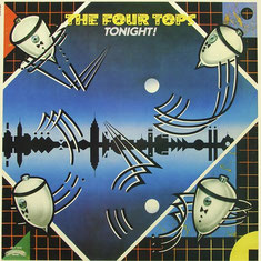 The Four Tops - 1981 / Tonight!