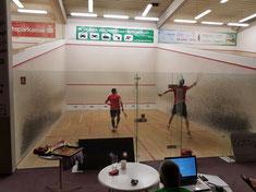 Spannendes Finale: Hendrik Remer vs. Kai Rixen