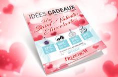 PROMO - Catalogue Idées cadeaux - Une Saint-Valentin Etincelante ! https://www.fm-bien-etre.com/catalogues-en-ligne/
