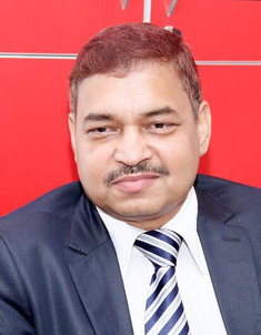 Rajendra Dubey heads ECS India  -  private