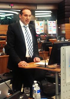 ECA President Dirk Polloczek  -  courtesy VC