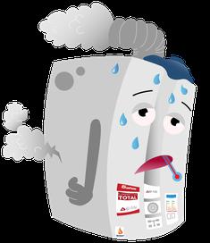 Caldera Calefacción Reparación Mantenimiento Revisión