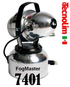 Fogmaster 7401 Micro-Jet micro jet fogger nebulizador fumigador insecticida eléctrico
