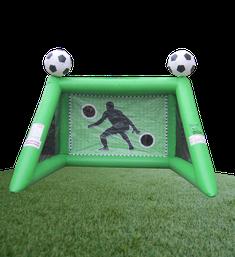 Torwand Verleih Frankfurt Kindergeurtstag feiern Torwand Eventmodule mieten Fussball Torwandschießen Promotion