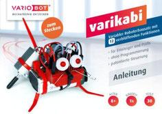 varikabi Roboterbausatz Anleitung