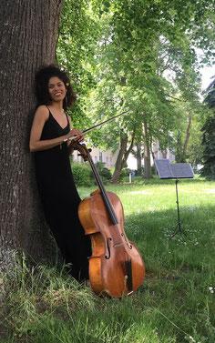 Cellolehrerin in Frankfurt-Westend, Nied, Bockenheim