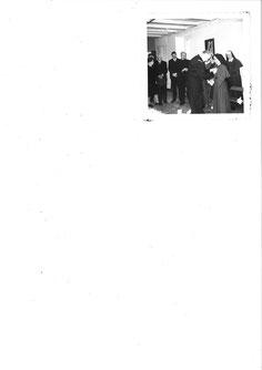 Nommée Chevalier du Mérite Maritime