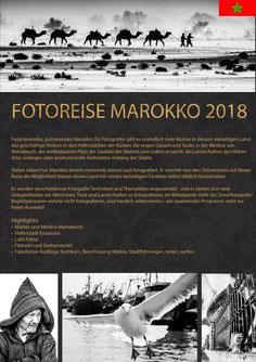 Fotoreise Marokko 2018