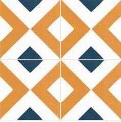 Carreaux de ciment géométrique - Décor Zé Âme